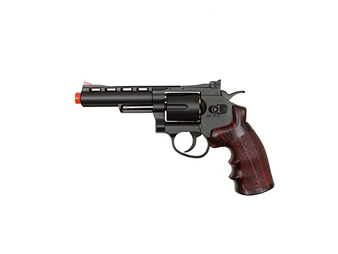 wg model-701b 4 revolver full metal co2 nbb(Airsoft Gun)