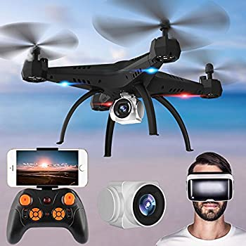 Littleice 2.4G HD Camera FPV WiFi Drone Quadcopter UAV Remote Control Helicopter Real-time