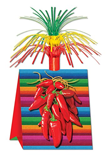 Chili Pepper Centerpiece Party Accessory (1 count)