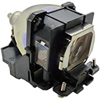 Roccer ET-LAE700 Compatible projector lamp with housing Fit for Panasonic PT-AE700/ PT-AE700E/ PT-AE700U/ PT-AE800/ PT-AE800E/ PT-AE800U projector