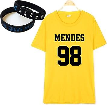 Shawn Mendes Camiseta Pulsera Regalo Concierto Tee Música ...