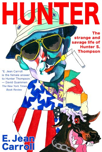 HUNTER Strange Savage Hunter Thompson ebook product image