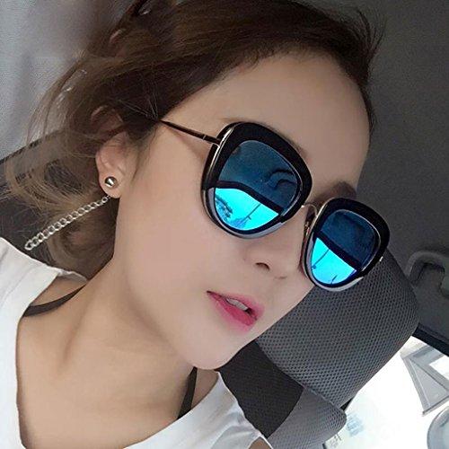 Gafas Color Coreanas de Femeninas Gafas Sol Delgadas polarizadas 1 Sol de Gafas 3 DT zAqPZI4
