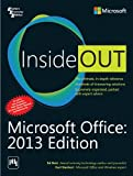 img - for MICROSOFT OFFICE: 2013 EDITION INSIDE OUT book / textbook / text book