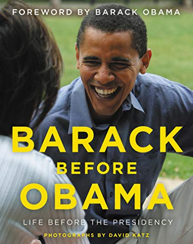 Book Cover: Barack Before Obama: Life Before the Presidency