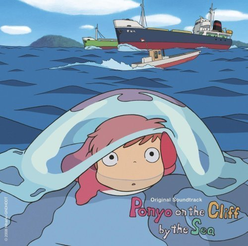 Ponyo on the Cliff by the Sea by Joe Hisaishi (2010-02-08)