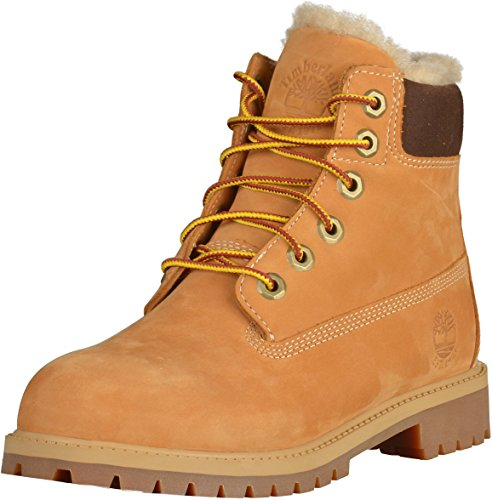 Timberland Herren Roll Top Stiefel Marron