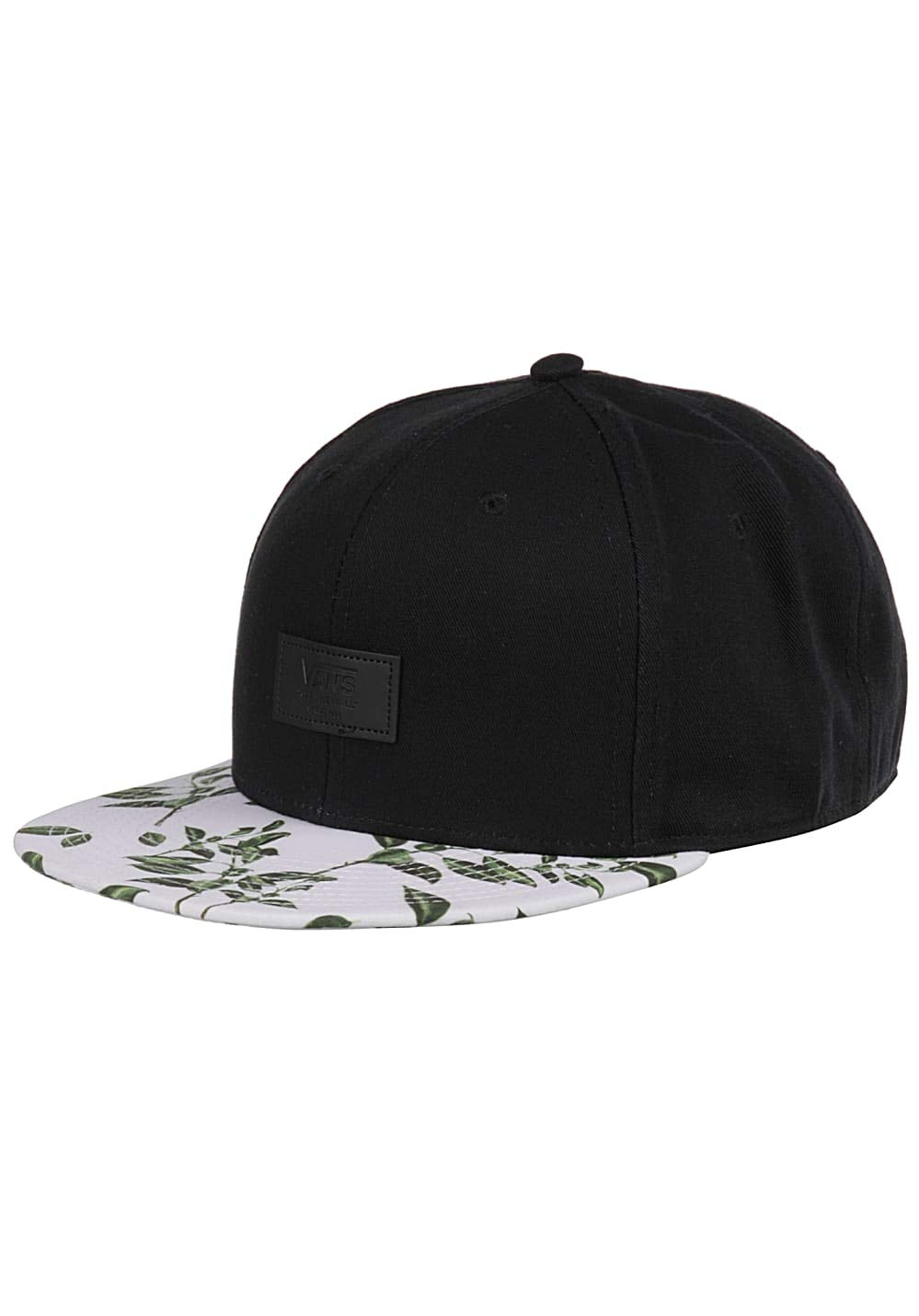 Vans Gorras Allover It Black/Rubber Snapback: Amazon.es: Ropa y ...