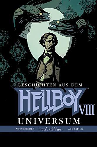 Geschichten Aus Dem Hellboy Universum 8