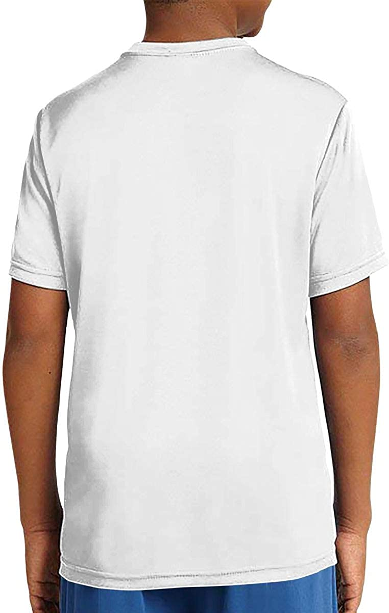 Evanescence Logo Music//Rock//Singer Cotton Teenage Round Neck Short Sleeve T-Shirt for Teen Boys and Girls Classic Fit White
