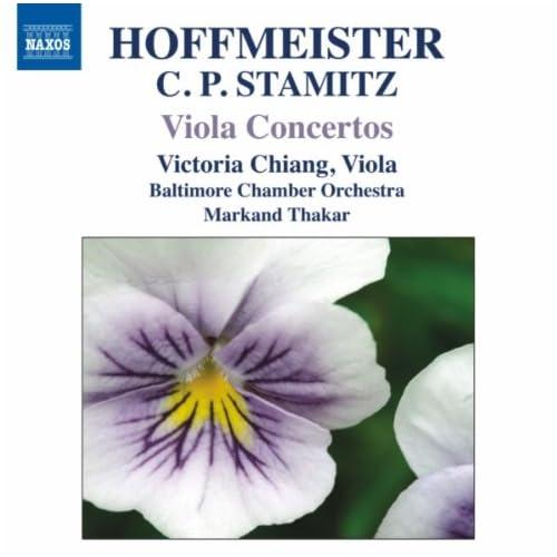 Viola Concerto in D Major: III. Rondo: Allegro