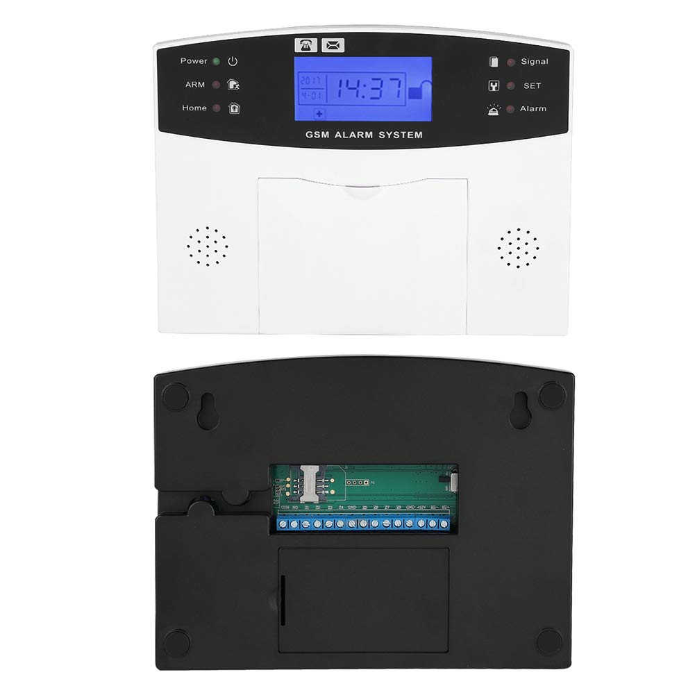 Amazon.com: Bewinner GSM Alarm Kit, 433MHz Wireless Home ...