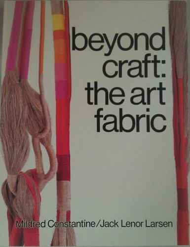Beyond Craft: The Art Fabric for sale  Delivered anywhere in USA