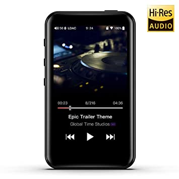 FiiO M6 MP3 Player 2 GB Black