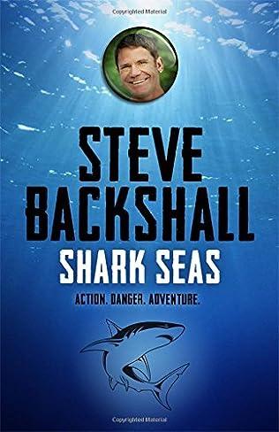 book cover of Shark Seas