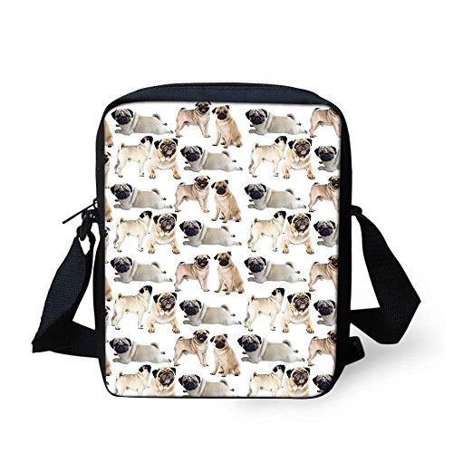 TAOTINGYAN Schulrucksack, Schultasche,Rucksäcke _Bag Crossbody Tasche Tasche Für Kinder, Sechs Sechs