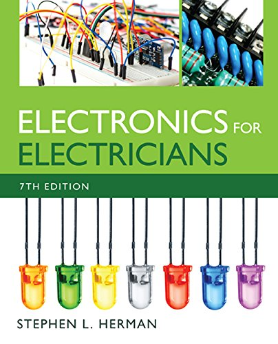 Electronics for Electricians by Delmar Cengage Learning