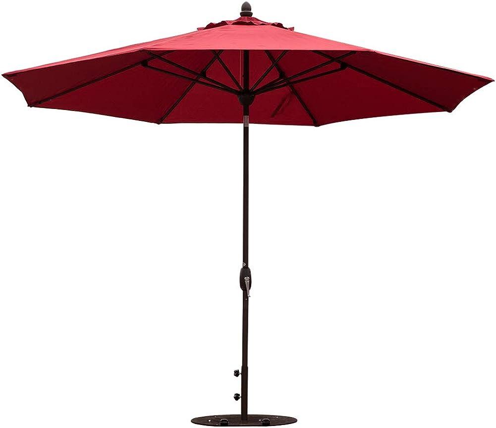 SORARA Patio Umbrella Outdoor Market Table Umbrella
