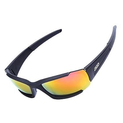 Gafas de Ciclismo Gafas de Sol de Deporte Polarizadas Gafas de Running Antivaho Antireflejo Anti Viento