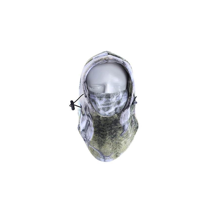 GoYonder Adjustable Thermal Fleece Balaclava Winter Outdoor Sports Face Mask