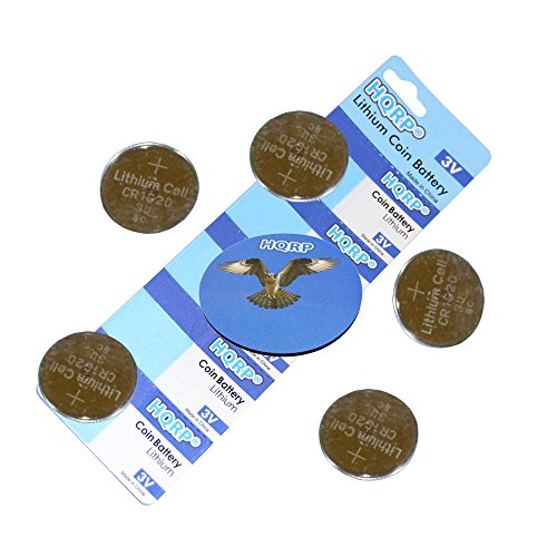 Hqrp 5 Pack Coin Lithium Battery For Casio Waveceptor Watch Wv 57Hdu 7Aver   Hqrp Coaster