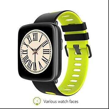 Bluetooth deporte Smartwatch para Android & iOS, monitor de ...