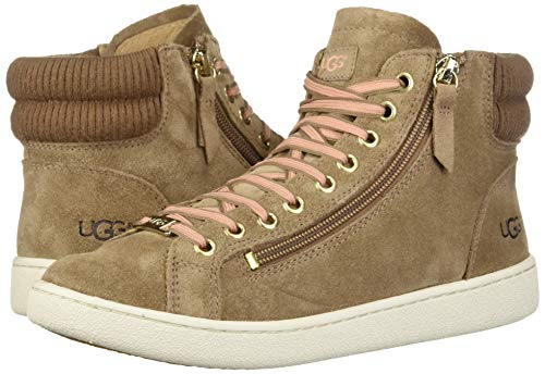 Pictures of UGG Women's W Olive Sneaker Fawn 6 M US 1094789 Fawn 4