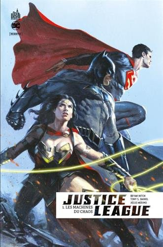guide justice league comics