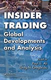 img - for Insider Trading: Global Developments and Analysis book / textbook / text book