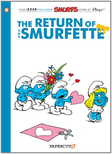 Smurfs #10: The Return of the Smurfette, The (The Smurfs Graphic Novels)