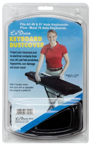 Best Prices! LoDuca Bros. Inc. 77005 Keyboard Dust Cover