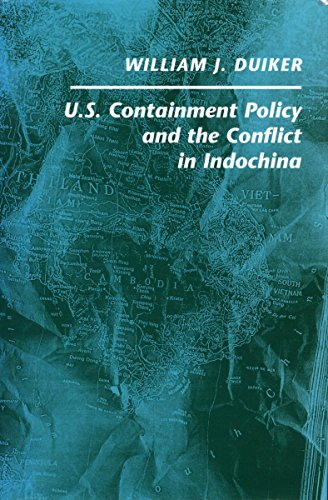 U. S. Containment Policy and the Conflict in Indochina by Brand: Stanford University Press