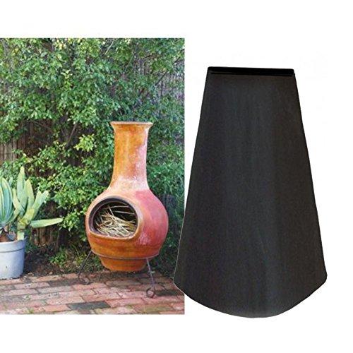 PROKTH PVC Chiminea Garden Stove Dustproof Waterproof Cover Protector