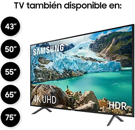 Samsung UE50RU7105 - Smart TV 2019 de 50