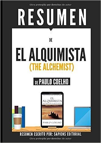 amazon com resumen de el alquimista de paulo coelho the