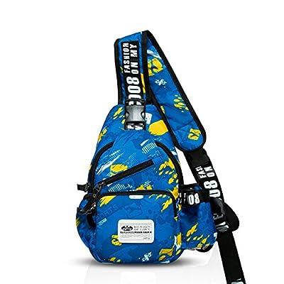 cheap FANDARE Sling Bag Crossbody Bag Shoulder Bag Hiking Backpack Men Women  Polyester 73f47f4775