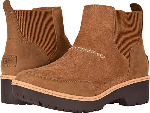 UGG Women's W Kress Ankle Boot Fashion, Chestnut, 6 for sale  Delivered anywhere in USA