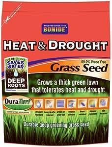 Bonide 602547LB calor & sequía semillas de césped