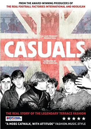 Watch Casuals: The Story Of The Legendary Terrace Fashion (2011) Casuals the story of legendary terrace fashion full movie