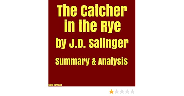 catcher in the rye summary