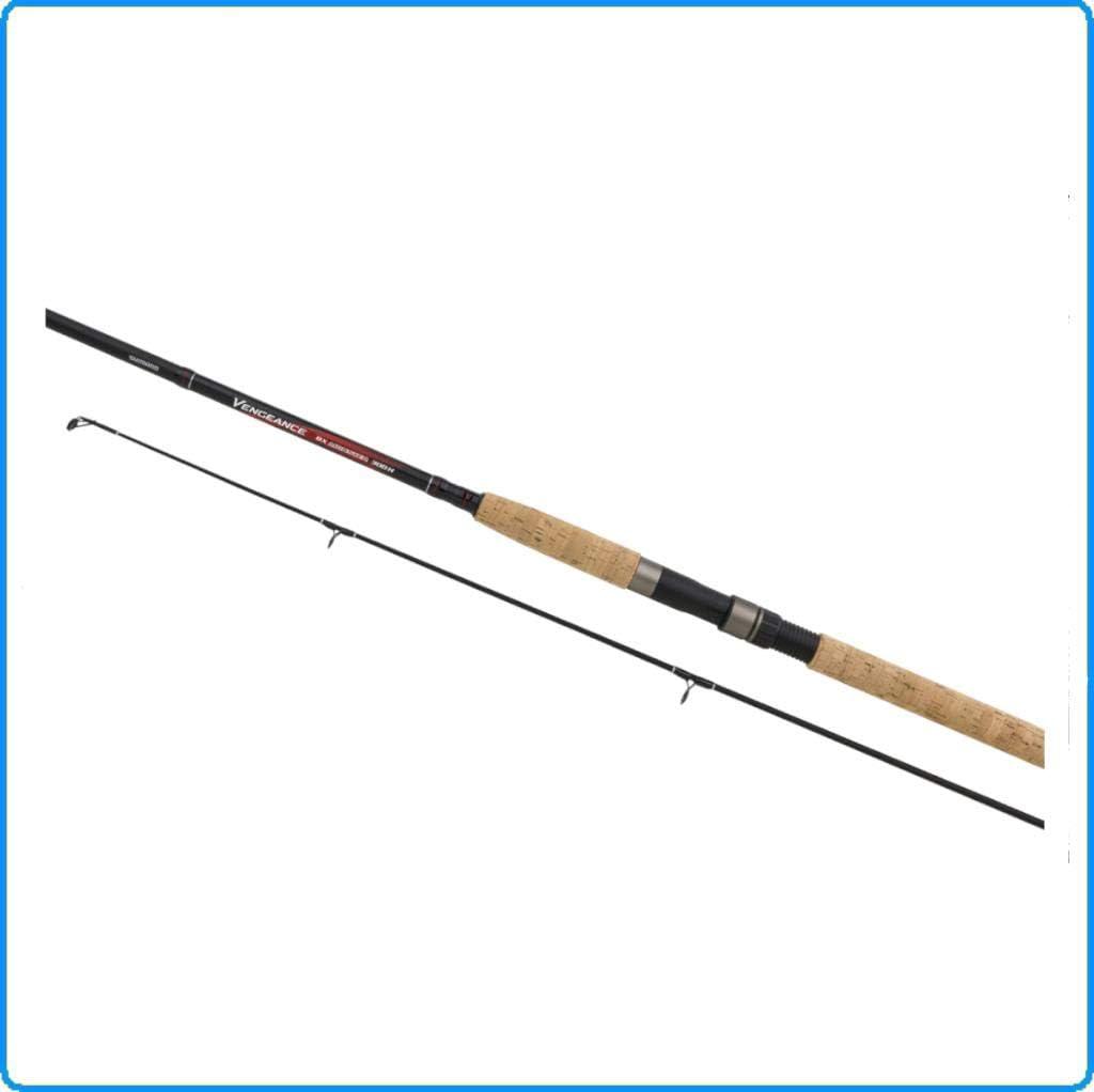 SHIMANO Vengeance Bx 2.40 m 7-21 g Cañas de Spinning Pesca Rio ...