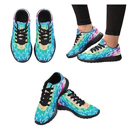 Interessante Donna Da Jogging Da Corsa Sneaker Leggera Go Easy Walking Casual Sport Da Corsa Scarpe Da Corsa Multi 3