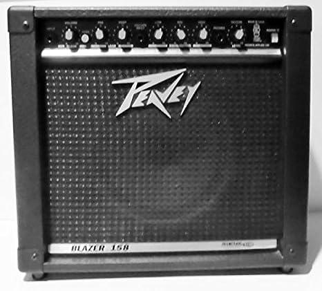 Peavey Transcend Stube Blazer 158 – Amplificador para guitarra ...