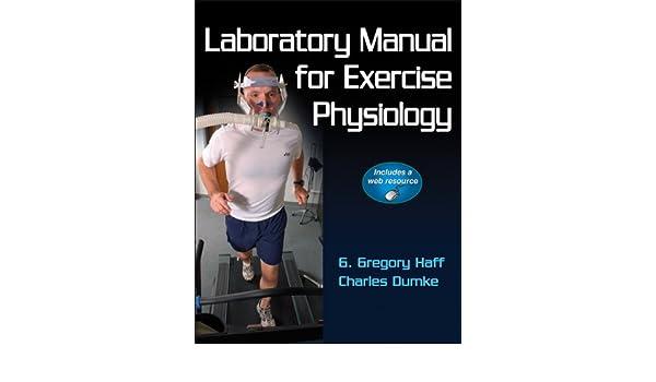 Laboratory Manual for Exercise Physiology: Amazon.es: G ...