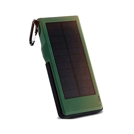 UrChoiceLtd® Cargador Solar, Cargador De Batería Solar ...