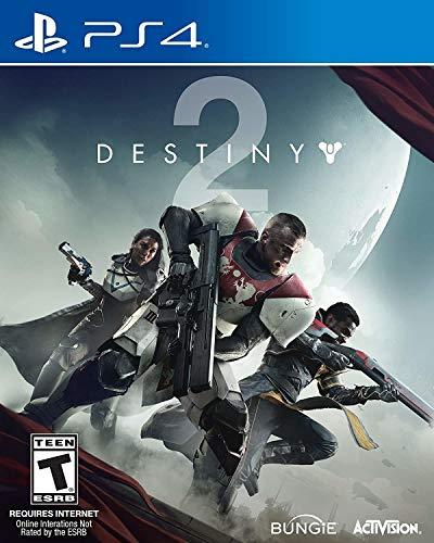 Amazon Com Destiny 2 Playstation 4 Standard Edition