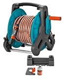 GARDENA CANADA 8009 Wall Mount Hose Reel with Hose