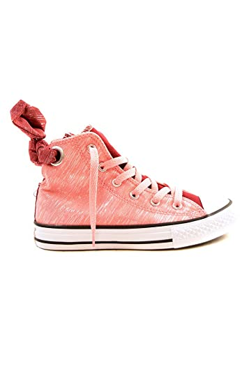 827c9c4533dda0 Converse Daybreak Pink Bow Back 651805c Girls Sneakers (U.S 12.5 UK12)