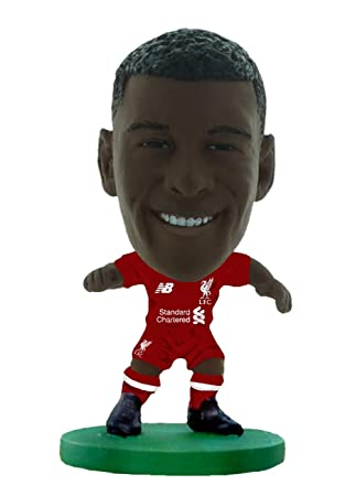 SoccerStarz SOC1149 Liverpool Georginio Wijnaldum-Home Kit (2019 Version)   Figures 54dd5af2e