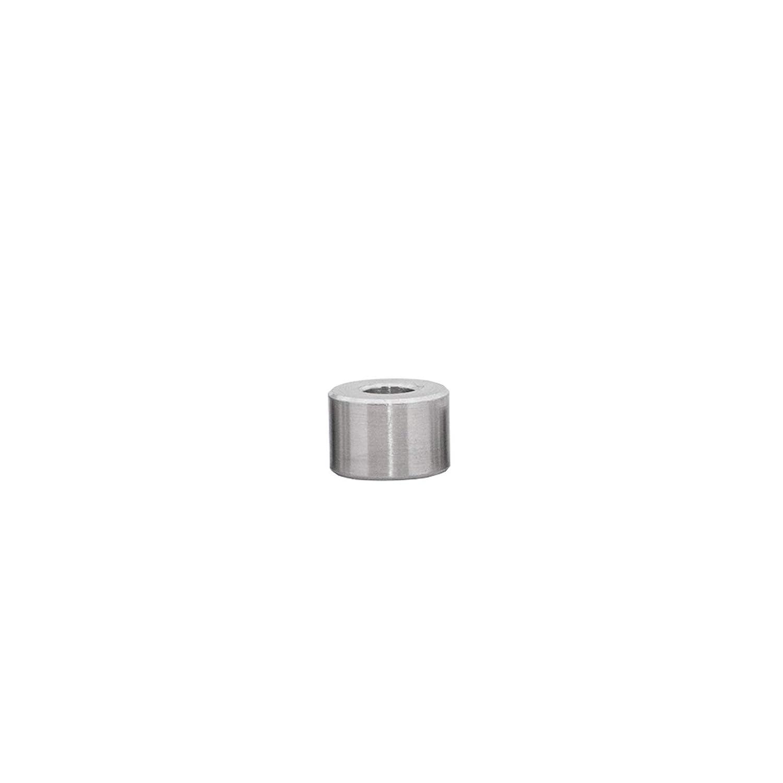 H/ülsen Abstandsh/ülsen Buchse Distanzbuchsen Abstandsbuchsen Schildhalter /Ø Au/ßen 15 mm L/änge 20 mm 4 St/ück FASTON Aluminium Distanzh/ülsen M6 /Ø innen 6.5 mm